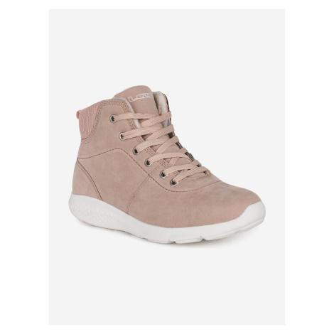 Sinua Kotníková obuv Loap Růžová