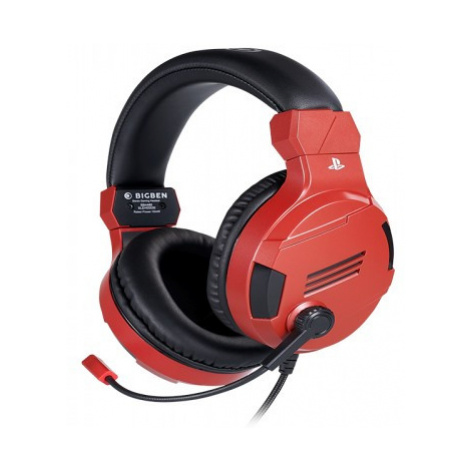 Headset BigBen Stereo Gaming V3 Red