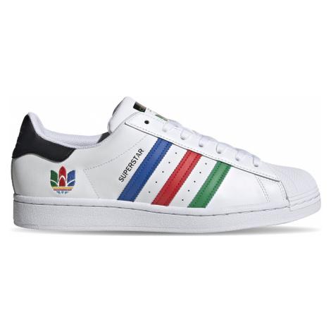 adidas Superstar Pride-11.5 biele FU9521-11.5