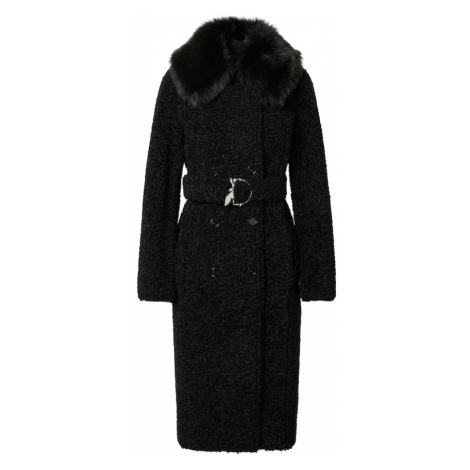 PATRIZIA PEPE Prechodný kabát  čierna
