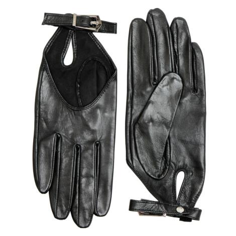Rukavice Karl Lagerfeld Belt Cuff Glove