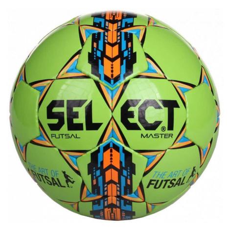 FB Futsal Master futsalový míč barva: bílá-žlutá;velikost míče: č. 4 Select
