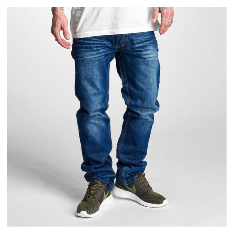 Rocawear / Straight Fit Jeans Relaxed in blue - Veľkosť:42