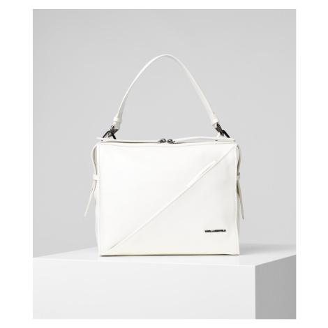 Shopper Karl Lagerfeld K/Slash Top Handle - Biela