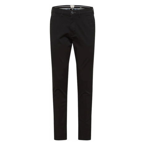 SELECTED HOMME Chino nohavice 'Miles'  čierna