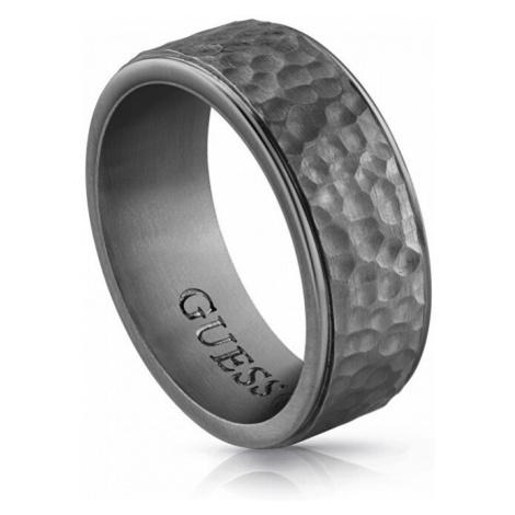 Guess Štýlový pánsky prsteň UMR29005 mm