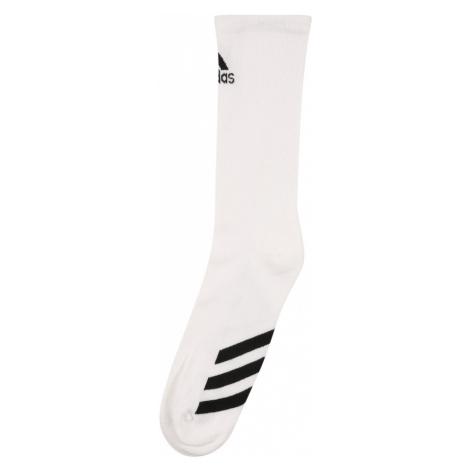 adidas Golf Športové ponožky  biela / čierna