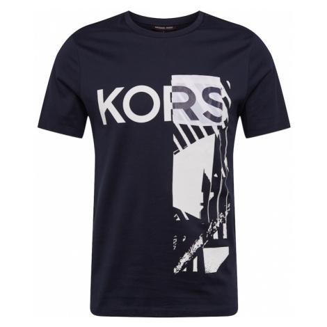 Michael Kors Tričko  tmavomodrá / biela