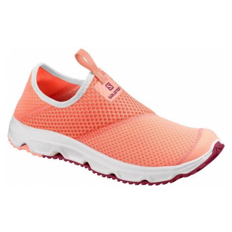 Dámska obuv SALOMON RX MOC 4.0 W Orange Oranžová