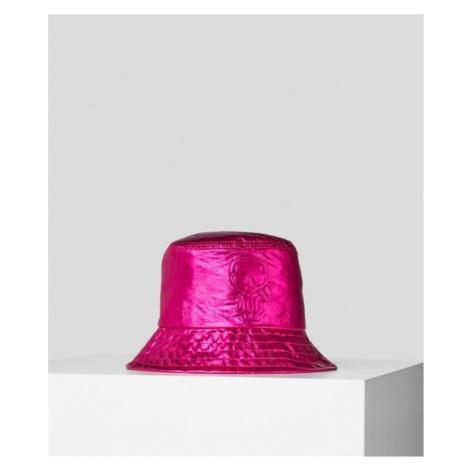 Klobúk Karl Lagerfeld K/Ikonik Metallic Bucket Hat