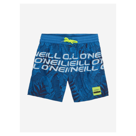Boardshortky O'Neill Pb Stacked Shorts Modrá