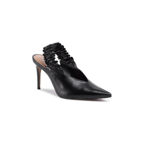 Eva Minge Sandále EM-44-07-000545 Čierna