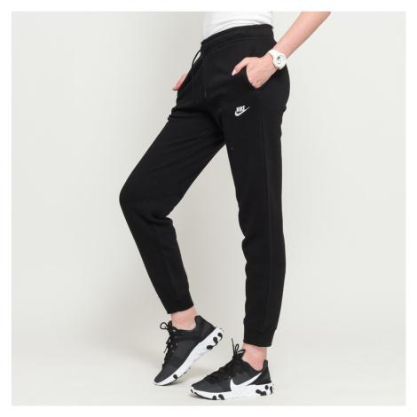 Nike W NSW Essential Pant Reg Fleece čierne