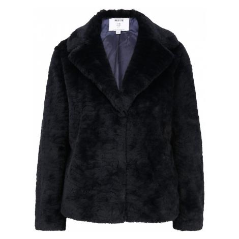 Dorothy Perkins Petite Prechodný kabát  kobaltovomodrá