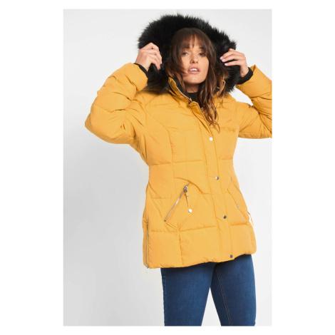 Páperová bunda s kapucňou Orsay