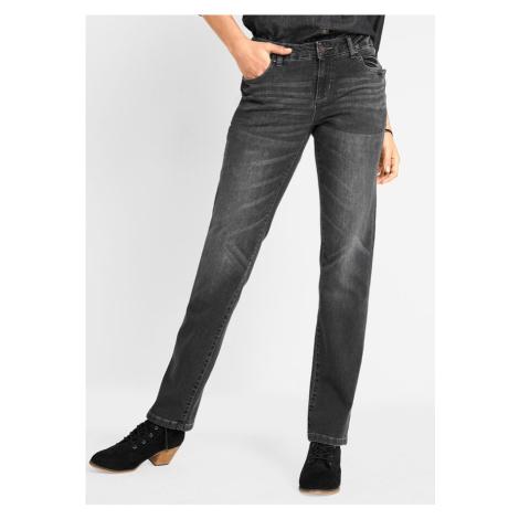 Multistrečové džínsy, rovné bonprix