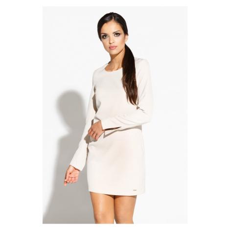 Béžové šaty Miko Dursi