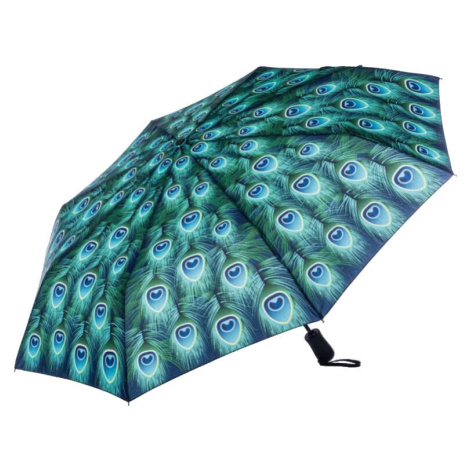 Blooming Brollies Dámsky skladací plne automatický dáždnik SKNFPEA