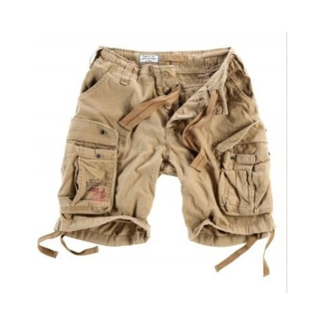 Krátke nohavice RAW VINTAGE SURPLUS® Airborne - beige