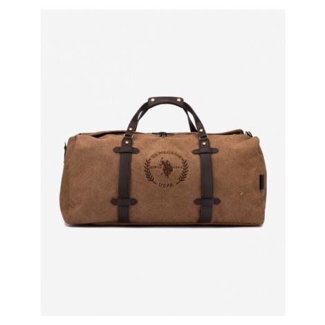 Hnedé pánske cestovné tašky