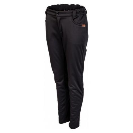 Willard ANNY čierna - Dámske softshellové nohavice