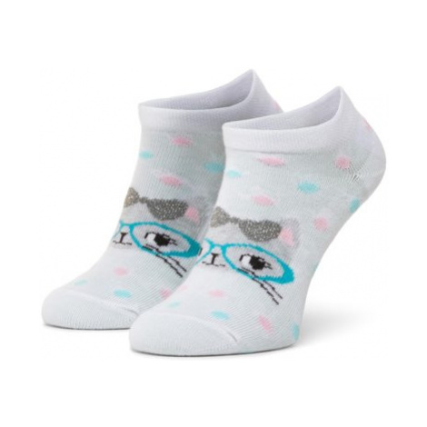 Ponožky Nelli Blu 16A5U000 r. 25/28 Polipropylen,Elastan,polyamid,bavlna