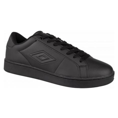Umbro MEDWAY V LACE čierna - Pánska voľnočasová obuv