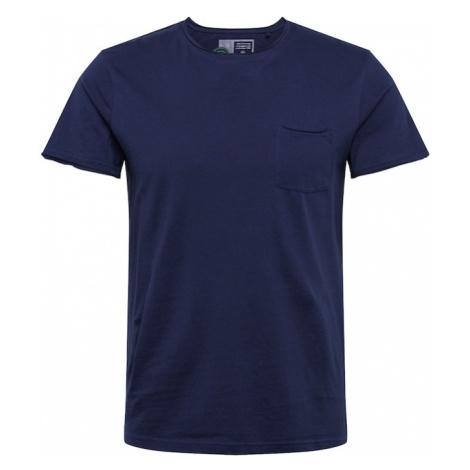 !Solid Tričko 'Gaylin'  modrá