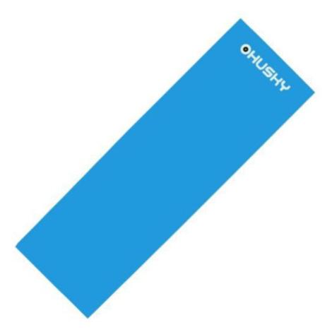 Karimatka Husky Fine 0,8 - sv. modrá