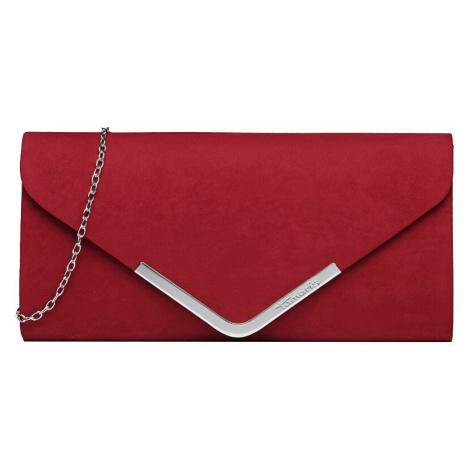 Tamaris Dámske listová kabelka Brianna Clutch Bag 3077192-528 Lipstick