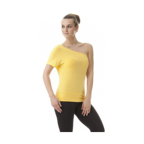 Dámske tričko Nordblanc na jogu NBSLF5595_ZLU