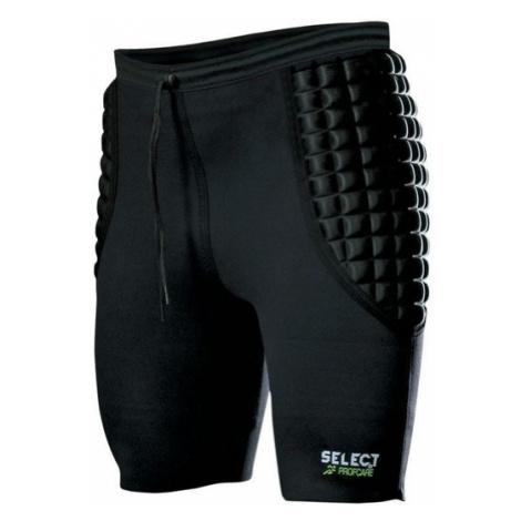 Kompresný kraťasy Select Goalkeeper pants 6420 čierna
