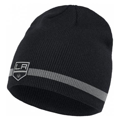 Zimná čiapka adidas Coach Beanie NHL Los Angeles Kings