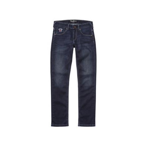 Pepe jeans EMERSON Modrá