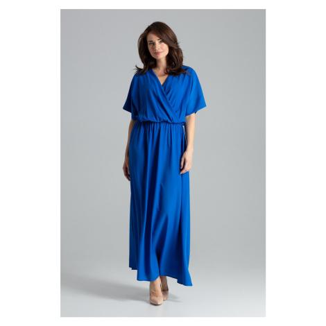 Lenitif Woman's Dress L055 Sapphire