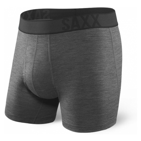 Saxx Blacksheep Boxer Brief Charcoal Heather-L šedé SXBB56FBHT-L