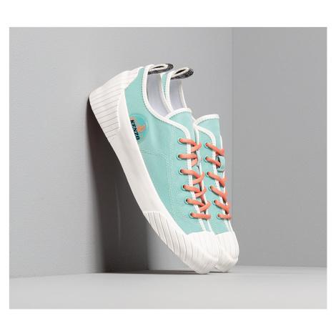 Kenzo Volkano Low Top Sneakers Aqua