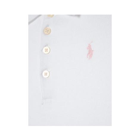 Polo Ralph Lauren Polokošeľa Core Replen 312573242 Biela Regular Fit
