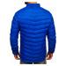 Modrá pánska športová prechodná bunda Bolf SM70