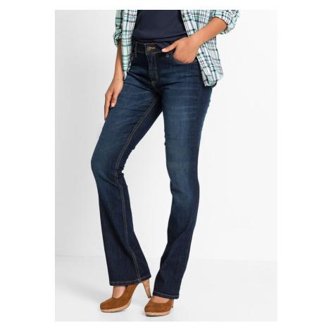 Strečové džínsy BOOTCUT, komfort-streč bonprix