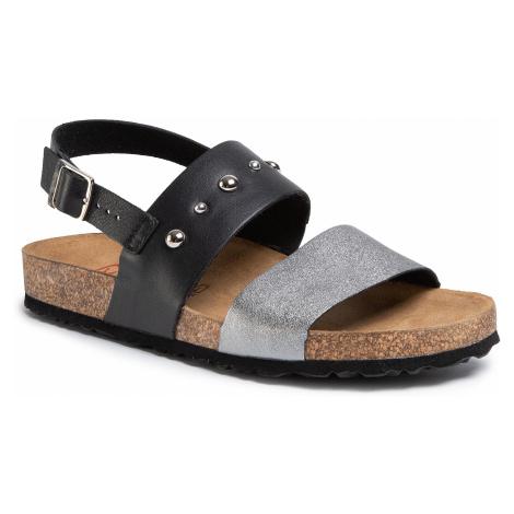 Sandále NIK - 07-0311-14-5-01-02 Čierna