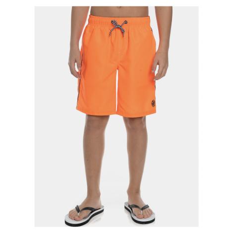 Oranžové chlapčenské plavky SAM 73