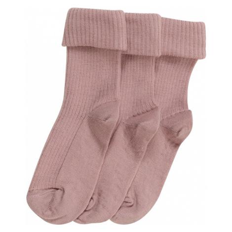mp Denmark Ponožky  rosé