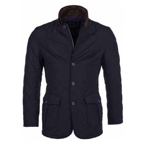 Barbour Prešívaná bunda Barbour Lutz - navy