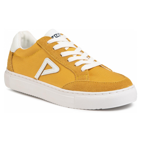 Sneakersy PEPE JEANS - Adams Archive Boys PBS30434 Yellow 073