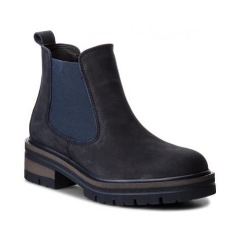 Členkové topánky Lasocki WE122 nubuk