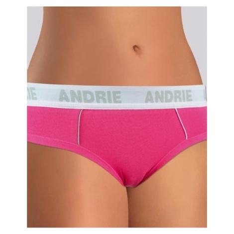 Women's panties Andrie pink (PS 2412 D)