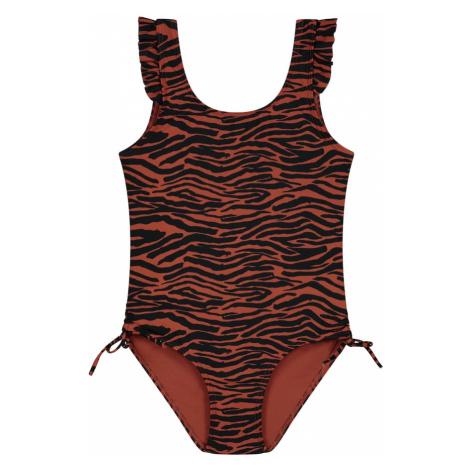 Shiwi Jednodielne plavky  hnedá