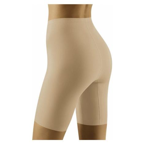Sťahujúce dámske boxerky Compacta béžové Wolbar