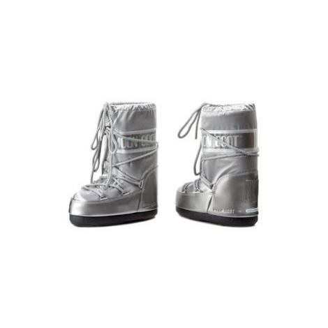 Moon Boot Snehule Glance 14016800002 Strieborná